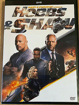 Hobbs And Shaw [DVD] - Fast Dispatch