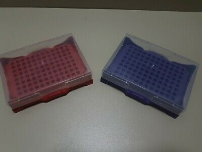 96-Well PCR™ Tube Rack different colors