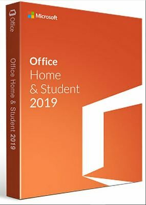 🔥 Microsoft Office Home and Student 2019 for MAC INSTANT Genuine KEY 🔥