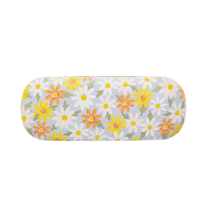 Sass & Belle Daisy Glasses Case with Cleaning Cloth with Free Gift & Postage