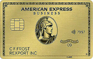 50k bonus + $50 from me America Express Business Gold Credit Card referral