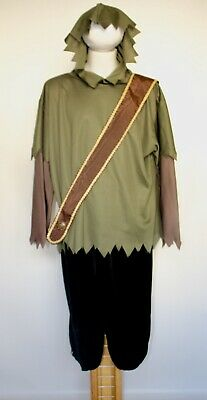 ROBIN HOOD PRINCE OF THIEVES MEN/'S  MEDIEVAL MALE FANCY DRESS COSTUME * SALE