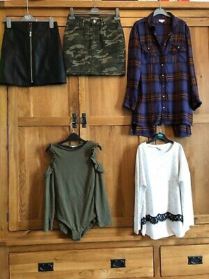 River Island New Look Girls Bundle Aged 11/12 Years