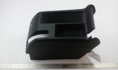 Volkswagen Golf GTI Rear Center Console Black 2010 2011 2012 2013 2014 OEM