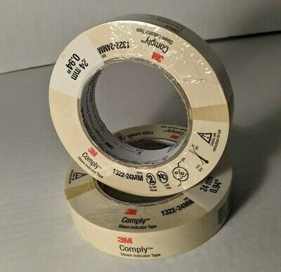 "Bunker HT160 Hurricane Utility Tape White .94/"" x 60-Yards M4193-2"