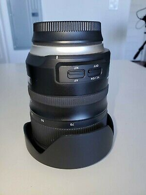 Tamron SP 24mm-70mm f/2.8 Di VC USD G2 for Canon/EF-Mount