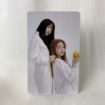 GFRIEND SOWON YERIN Official Photocard 回: LABYRINTH PRE-ORDER Twisted ver