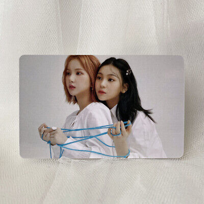 GFRIEND EUNHA UMJI Official Photocard 回: LABYRINTH PRE-ORDER Twisted ver