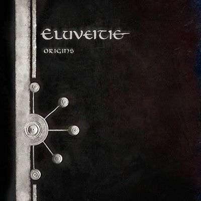 Eluveitie - Origins [New CD] With DVD, Deluxe Edition