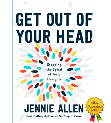 Get Out of Your Head by Jennie Allen (Digital 2012)🔥 Fast Delivery