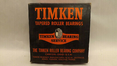Timken 759 Cone Taper Roller Bearing NEW, NOS, USA