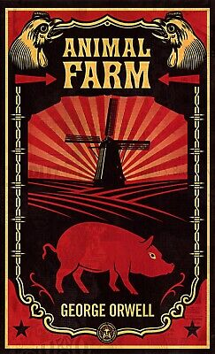 Animal Farm By George Orwell - Paperback (Penguin)