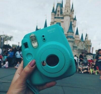 Fujifilm Instax Mini 9 Instant Film Camera - Arcadia Green