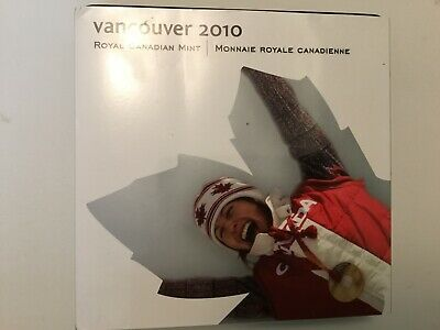 2010 Vancouver Winter Olympics Royal Canadian Mint Coin Set 15 Coins in Case