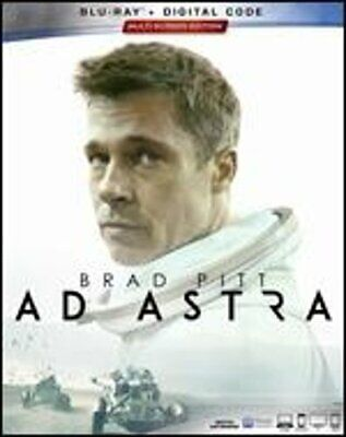 Ad Astra [Includes Digital Copy] [Blu-ray] by James Gray: Used