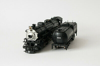 Westside Southern Pacific 4-10-2, Messingmodell, finescale, Originalkarton