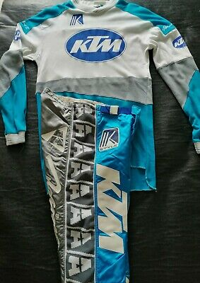 Vintage motocross Answer super evo pants & jersey KTM NOS