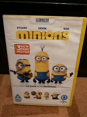 Minions DVD (2015) Kyle Balda cert U Highly Rated eBay Seller Great Prices