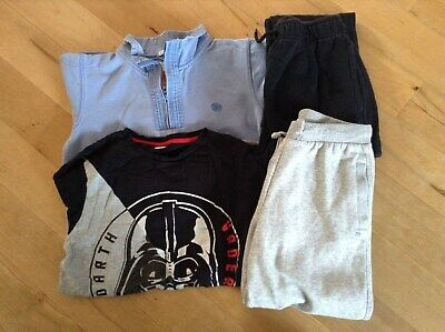 Boys clothes bundle 12-13 years 4 items trousers top Fat Face Star Wars etc