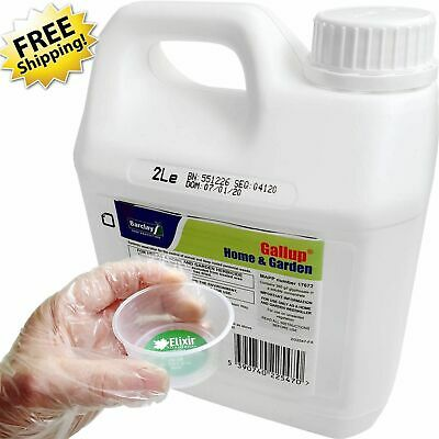 Industrial Weed Killer Strongest Glyphosate Concentrate Extra Strong 2 Ltr