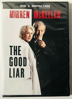 The Good Liar (DVD+Digital) BRAND NEW