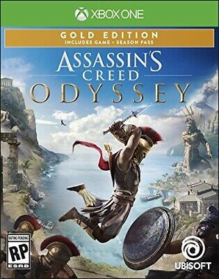 Assassin's Creed® Odyssey - GOLD EDITION xbox one offline no cd no codigo