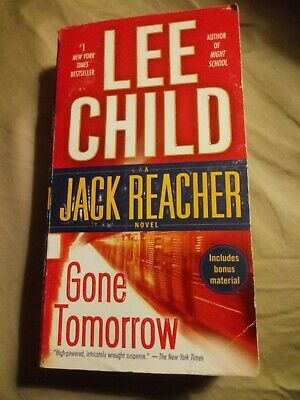Jack Reacher: Gone Tomorrow 13 by Lee Child (2016, Paperback)
