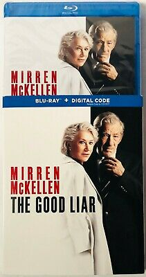 The Good Liar (Blu-ray+Digital) BRAND NEW