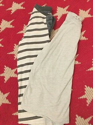 2 Girls Long Sleeved Tops Age 9-10 By Mountain Warehouse / Mango