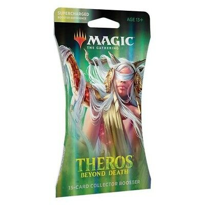 Theros Beyond Death 15 Card Collector Booster Pack - MTG Magic the Gathering FS