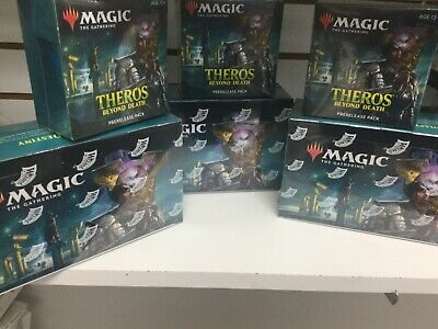 MTG Magic Theros Beyond Death 3x Booster Boxes + 3x Pre release packs