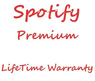 🔥LIFETIME SPOTIFY PREMIUM UPGRADE🔥WORLDWIDE-🌎 - Fast Delivery ⚡️