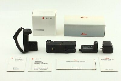 [TOP MINT in Box] Leica Motor Drive R w/ Hand Strap For R7 Body From Japan #092