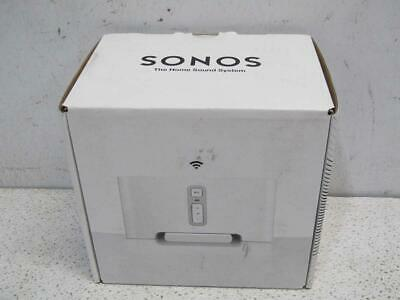 Sonos Connect Wireless Streaming Music Stereo Component White CTNZPUS1