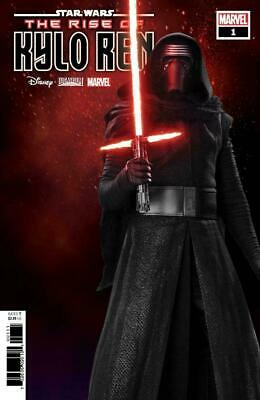 Star Wars Rise Of Kylo Ren #1 Movie 1:10 Variant Nm First Print Bagged & Boarded