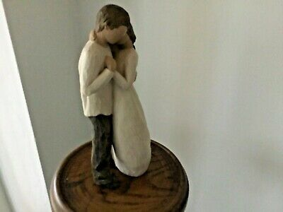 LARGE  Willow Tree  FIGURINE  PROMISE  by  SUSAN LORDI 2003