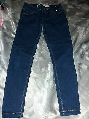 Girls Blue Skinny Jeans -Age 7-8 Years,Primark?
