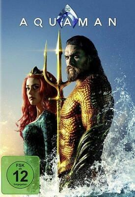 Aquaman Paul Norris DVD Deutsch 2018