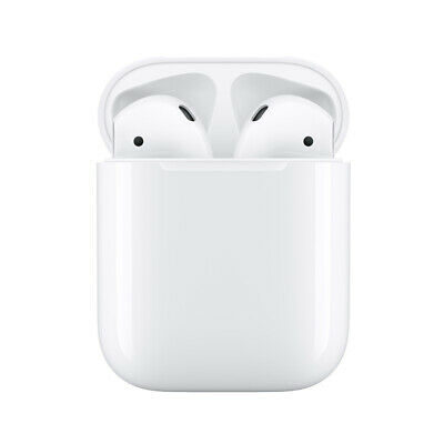Apple AirPods with Charging Case MV7N2AM/A White