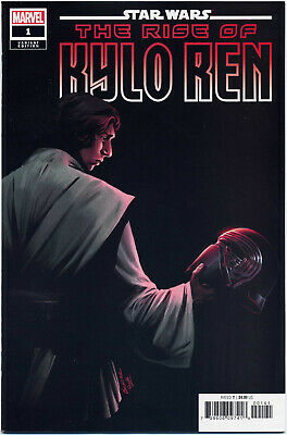 Star Wars Rise Of Kylo Ren #1 Carnero 1:25 Variant Nm- 1St Print Bagged Boarded