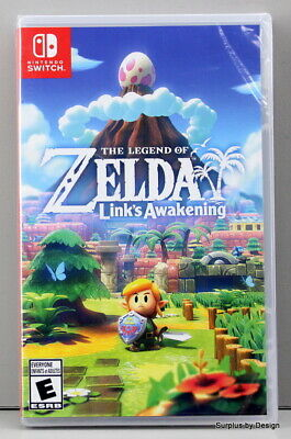 *NEW SEALED*The Legend of Zelda - Link's Awakening (Nintendo Switch)