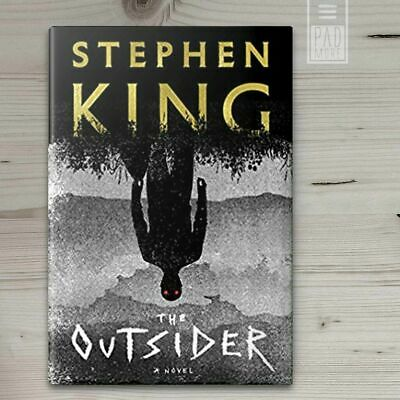 the outsider by stephen king EB00k ✅P-D-F✅