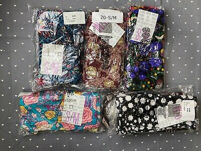 10 Pair of Kids Size Small Medium Lularoe Leggings 20 S/M