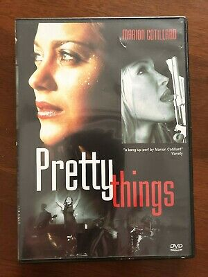Pretty Things 2001 (French: Les Jolies Choses)  Marion Cotillard  DVD OOP!