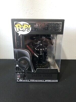 Funko Pop! Vinyl Star Wars Darth Vader Electronic Light And Sound