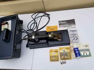 Used Oster Stewart Shearmaster EW310C Shearing Clippers