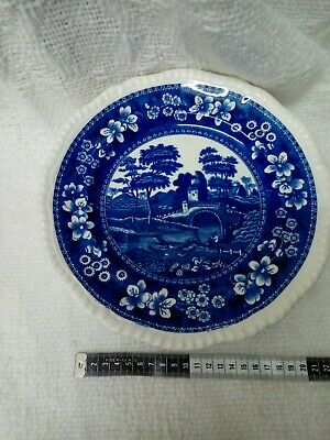 Large collection of Copeland SPODE'S TOWER plates.