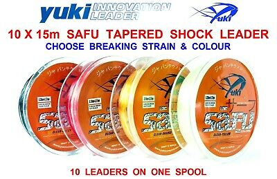 YUKI/_/'/'INVISIBLE/'/'/_FLUOROCOATED/_FISHING/_LINE/_150m/_300m/_SEA/_CLEAR/_RED/_BLUE