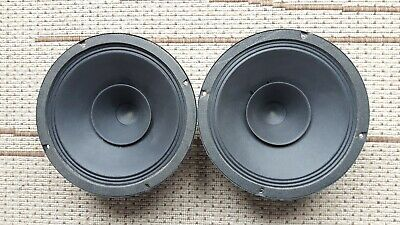 2x Superb Philips ad9710/M8 full range speakers.used no damages at all.