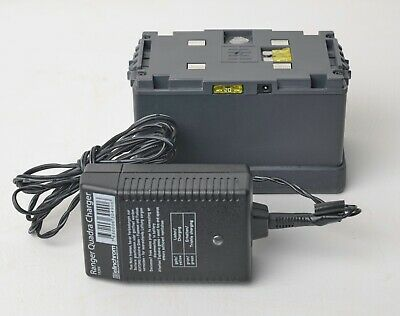 Elinchrom Quadra Pb Battery and charger, USED
